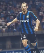 Sneijder PES 2012