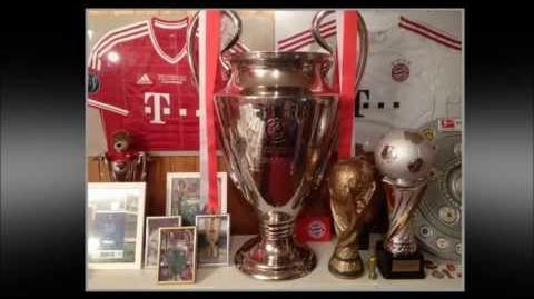UEFA Champions League Trophy Replica (Update - HD)