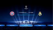 Champions league menü pes 2013