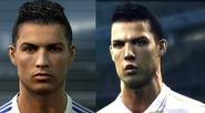 Ronaldo PES 2011 12