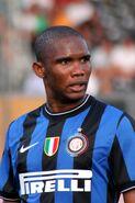 Samuel Eto'o Inter Mailand