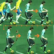 Messi Trick
