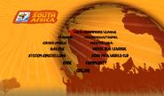 Südafrika-Patch