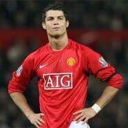 Ronaldo ManU