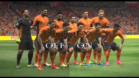 PES 2016 - Pro Evolution Soccer 2016 - SweetFX mod - gameplay PC graphics mod Windows 10
