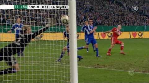 DFB Pokal Bayern vs