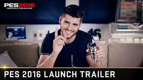 Official PES 2016 Launch Trailer