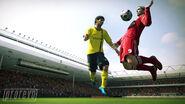 Messi vs Torres