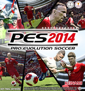 Pes 2014 cover 1