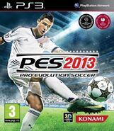 Pes 2013 cover