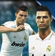 Ronaldo pes 13