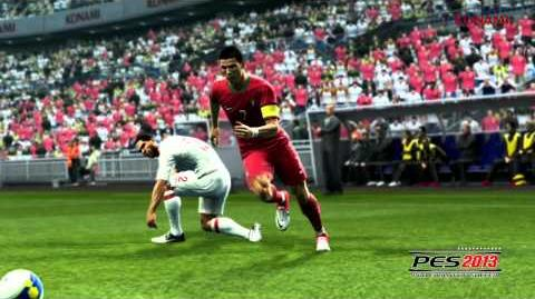 Introducing PES 2013 The Player ID Experience (Episode 3)