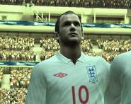 Rooney PES 2010