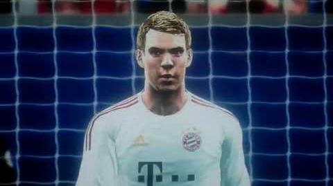 PES 2012 FC Bayern Faces