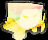 Golden Dominus Rainbow