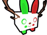Festive Bunny (Pet Simulator 1)