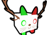 Festive Cat (Pet Simulator 1)