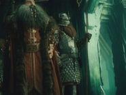 John Wraight as Erebor Dwarf Guard