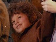 Louis Ashbourne Serkis as Cute Young Hobbit