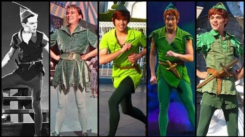 Evolution of Peter Pan In Disney Parks! DIStory Ep