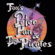 Fox's Peter Pan and the Pirates title screen