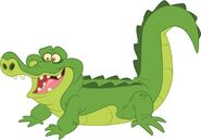 Tick-Tock the Crocodile from Jake and the Never Land Pirates