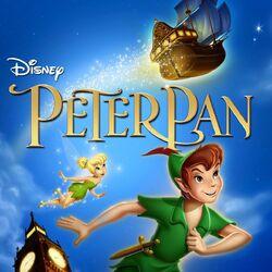 Peter Pan Disney Poster.jpg