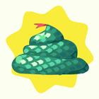 Evil snake poo
