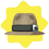 Archaeologist hat