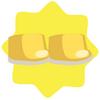 Farmer yellow boots