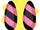 Little Black Striped Stockings