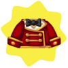 Carnival ringmaster jacket