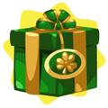 St Patricks Day Mystery Box