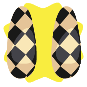 Carnival ringmaster stockings
