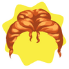 Nymph wig