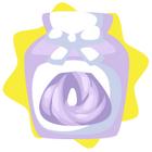 Lavender dream wig dye