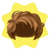 Stylish Male Wig