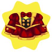 Carnival ringmaster dress