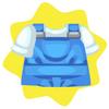 Farmer blue top