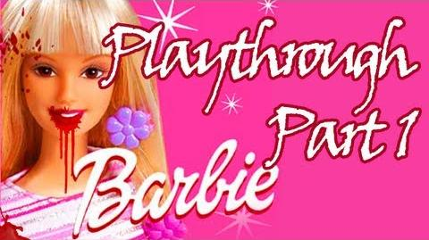 Barbie Adventure Playthrough - Part 1 - RAGEMODE