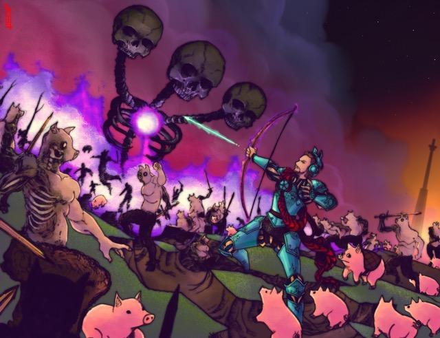 Battle of Broland