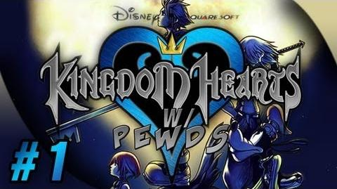 A NEW ADVENTURE! - Kingdom Hearts (1) w Pewds