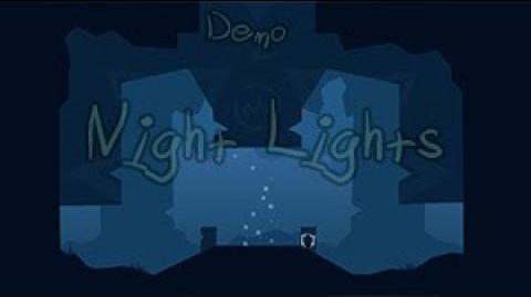 A LIGHT IN THE NIGHT - Night Lights (Demo)