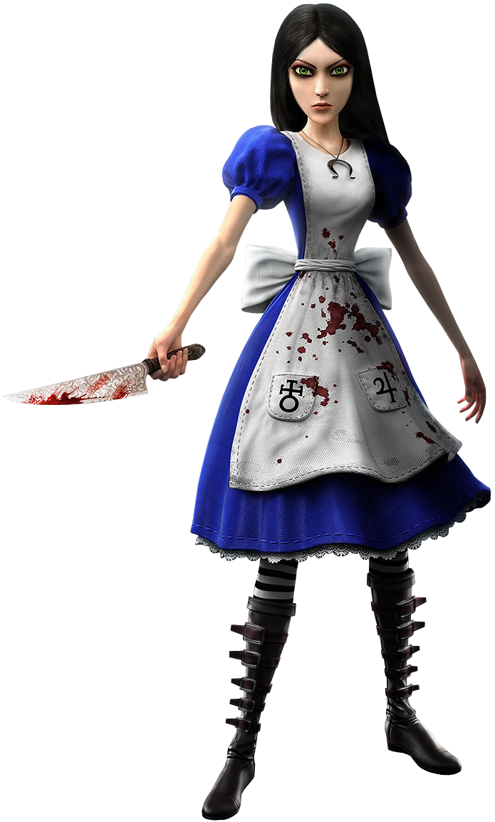 Alice Madness Returns Doll House Cosplay US small