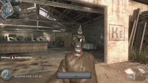 Call of Duty Black Ops Wager Match Gun Game