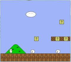 Cat Mario (video game)