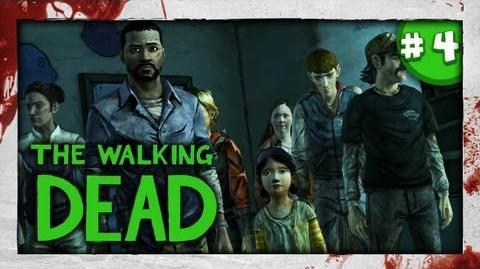 CRAWFORD CREW! - Walking Dead Episode 4 Part 4