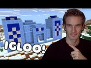 I Found An Igloo In Minecraft (Life changing)