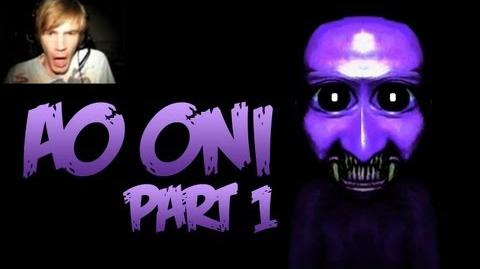 Ao Oni - Part 1 - Let's Play Walkthrough Playthrough Let's Play Ao Oni