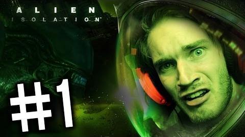 Alien Isolation Part 1